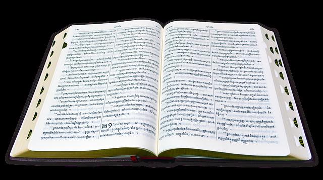 ¿Cuáles son los libros del Antiguo Testamento Reina Valera? 1