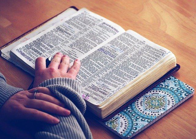 Escoge un versículo para cada día 1