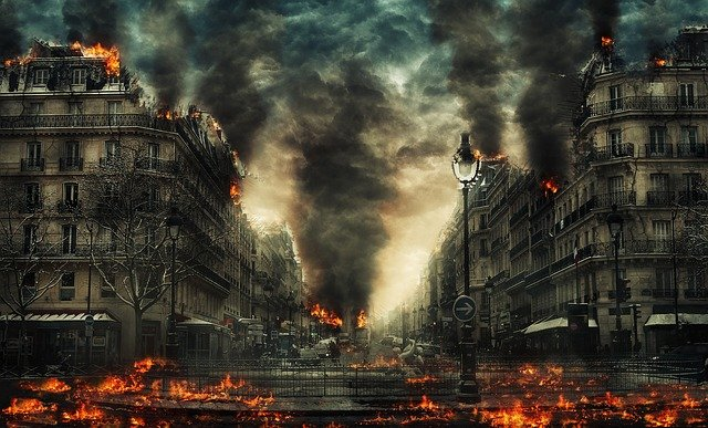 Manifestaciones bíblicas sobre el fin del mundo 1