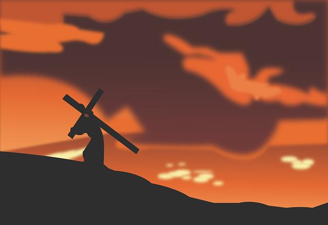 Detalles de la crucifixión de Cristo 1